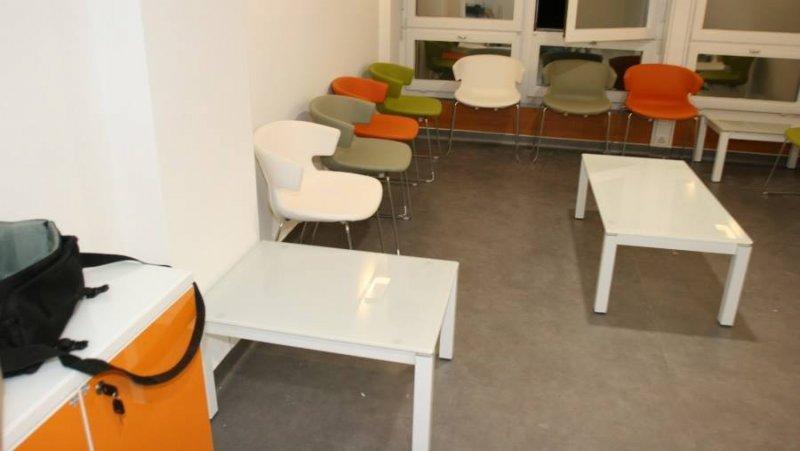 Stühle für Wartezimmer Praxis und Aufenthaltsraum